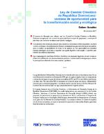Ley de cambio climático de República Dominicana