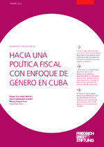 Hacia una política fiscal con enfoque de género en Cuba