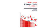 Apuntes sobre economía cubana y COVID-19