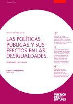 Las políticas públicas y sus efectos en las desigualdades