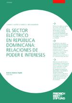 El sector eléctrico en República Dominicana