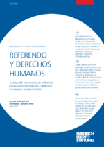 Referendo y derechos humanos
