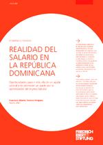 Realidad del salario en la República Dominicana
